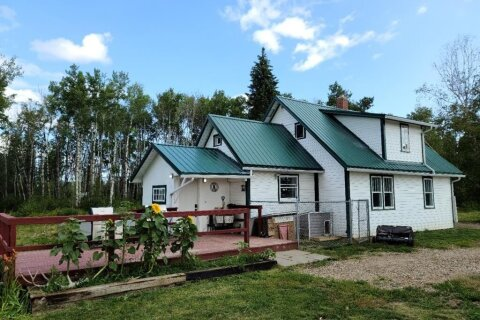 Residential property for sale at 81402 Range Road 230  Rural Northern Sunrise County Alberta - MLS: A1020728