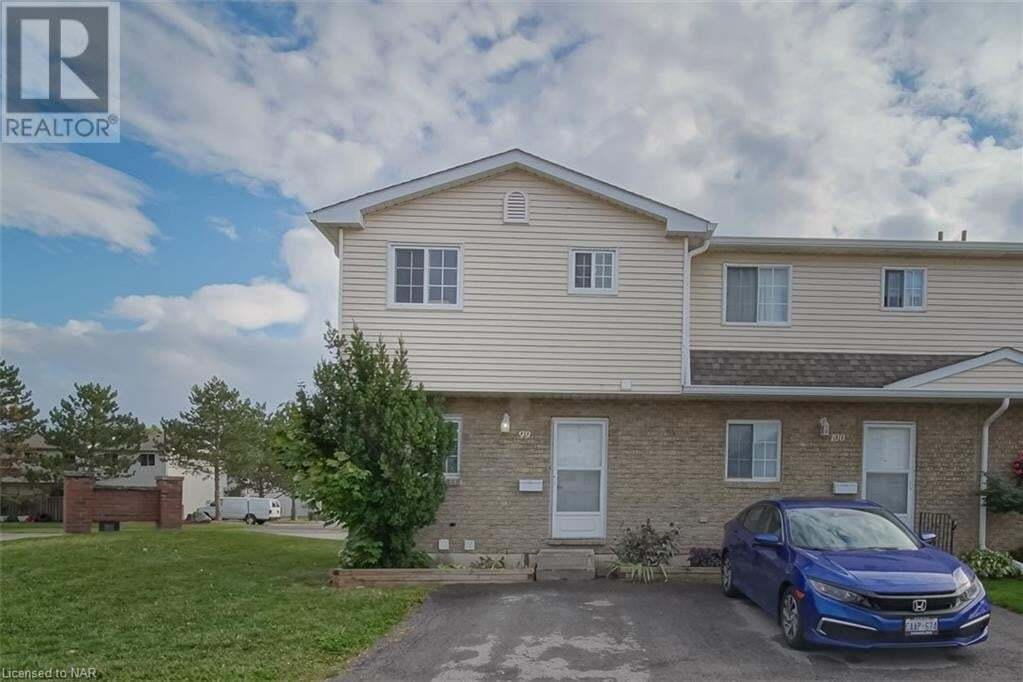 Townhouse for sale at 8141 Coventry Rd Niagara Falls Ontario - MLS: 40032670