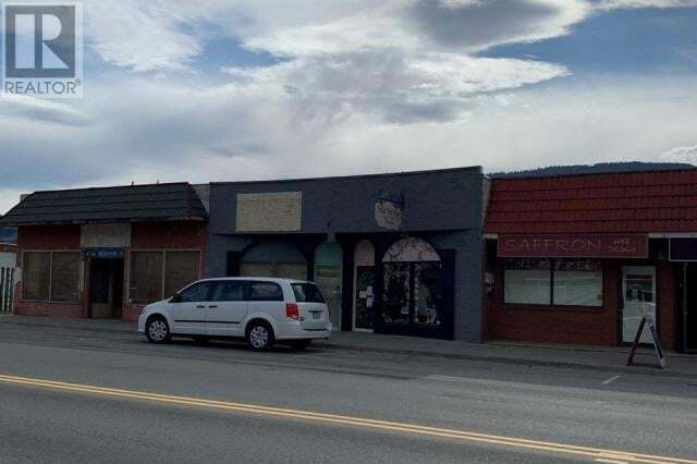 Commercial property for sale at 8141 Main St Osoyoos British Columbia - MLS: 186087