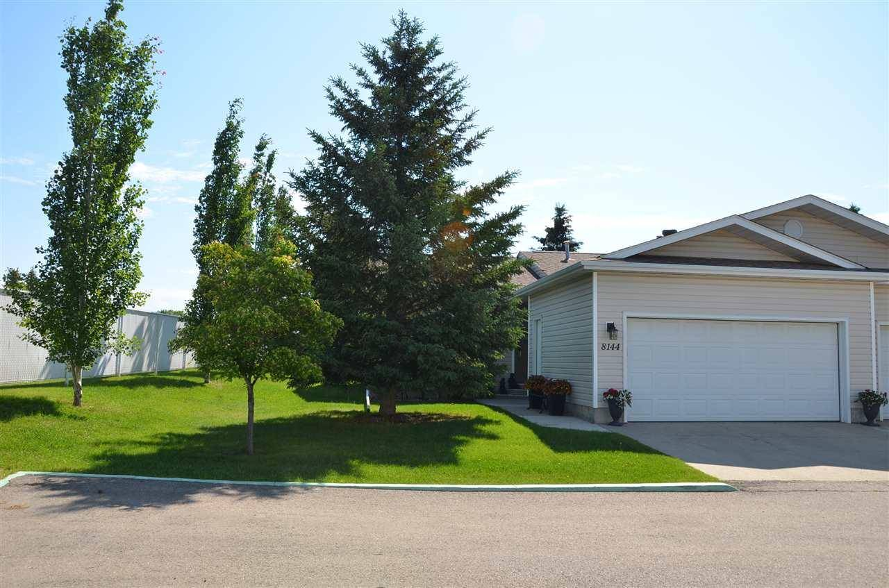 Townhouse for sale at 8144 27 Ave Nw Edmonton Alberta - MLS: E4190494
