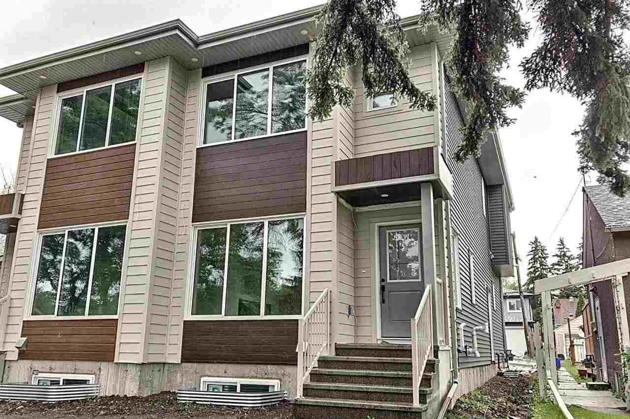 House for sale at 8145 79 Av NW Edmonton Alberta - MLS: E4204641