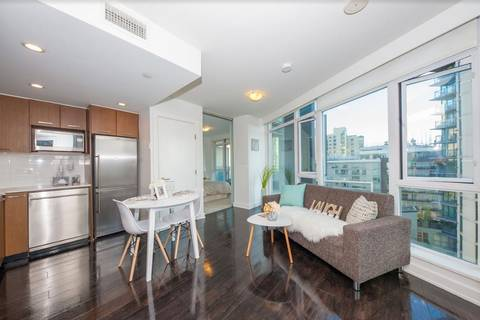 Condo for sale at 1372 Seymour St Unit 815 Vancouver British Columbia - MLS: R2438440