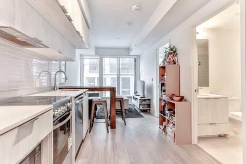 Apartment for rent at 181 Dundas St Unit 815 Toronto Ontario - MLS: C4702132