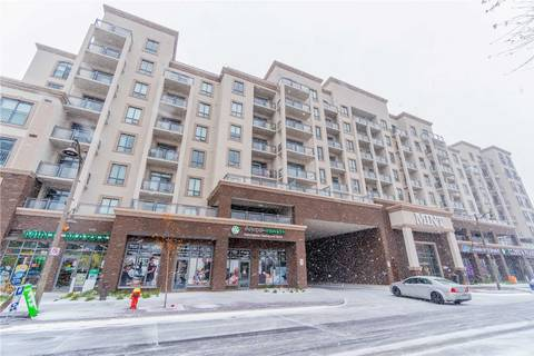 Condo for sale at 2486 Old Bronte Rd Unit 815 Oakville Ontario - MLS: W4632727
