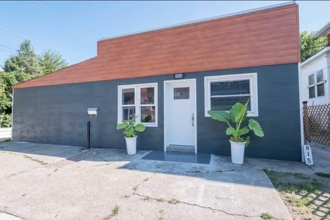 House for sale at 815 Ellis St Windsor Ontario - MLS: X4596879
