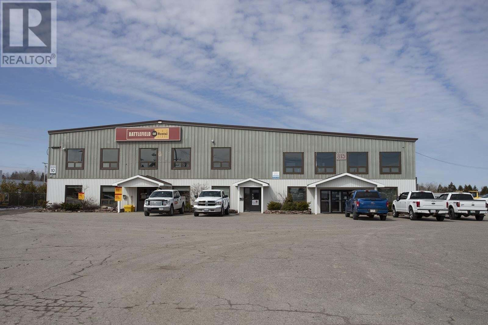 Commercial property for sale at 815 Great Northern Rd Sault Ste. Marie Ontario - MLS: SM127962