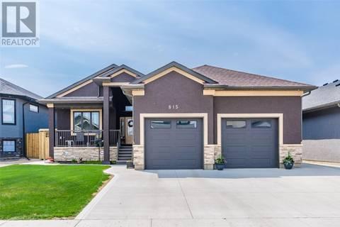 House for sale at 815 Kloppenburg Ct Saskatoon Saskatchewan - MLS: SK771796