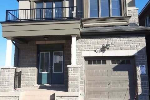 House for rent at 815 Magnolia Terr Milton Ontario - MLS: W4844583