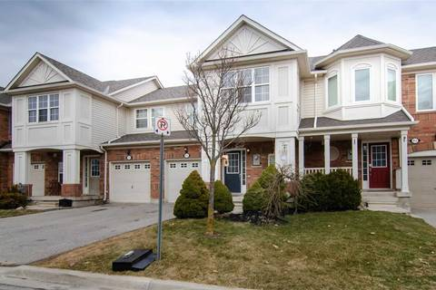 Townhouse for sale at 815 Stark Circ Milton Ontario - MLS: W4718246