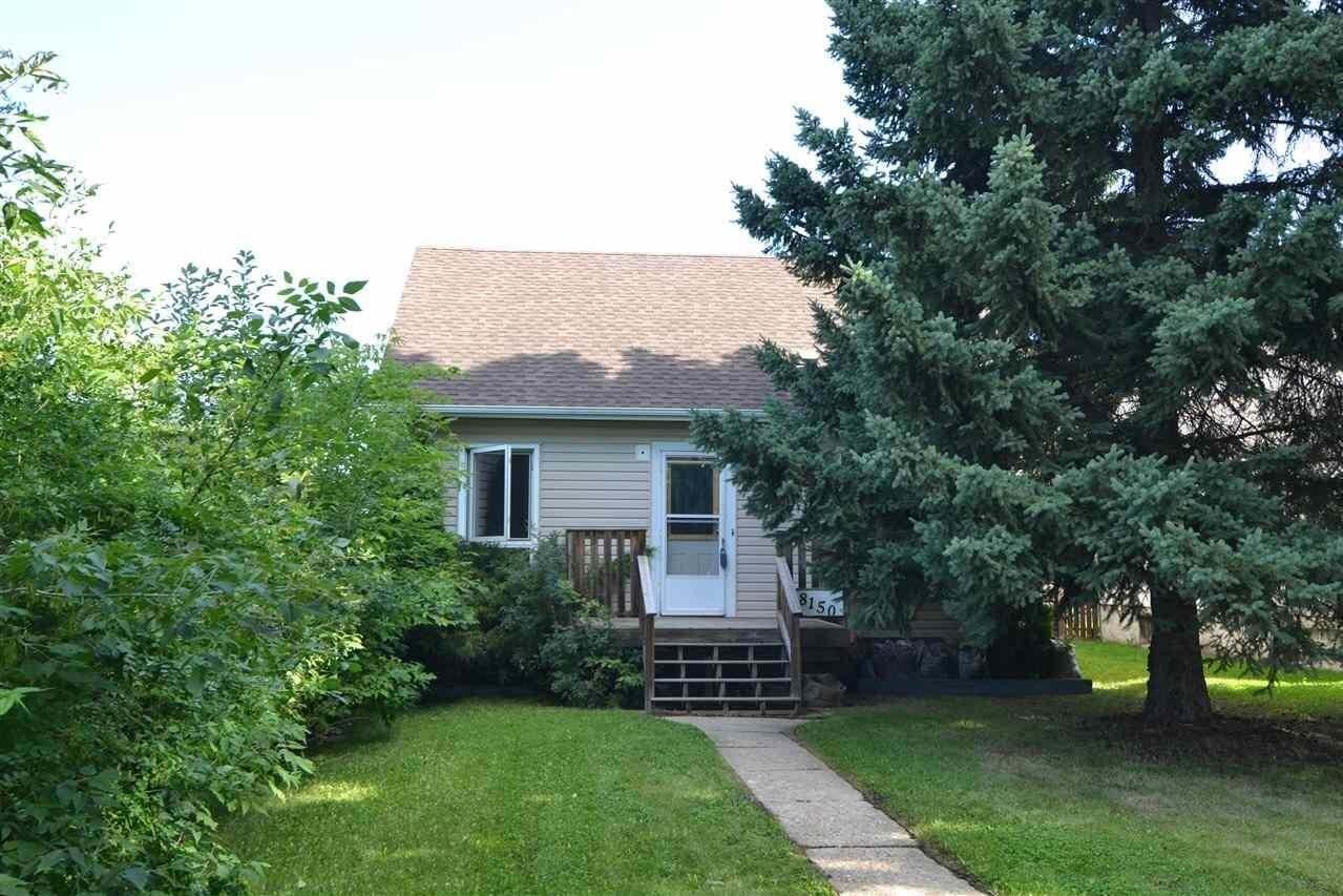 House for sale at 8150 80 Av NW Edmonton Alberta - MLS: E4208416