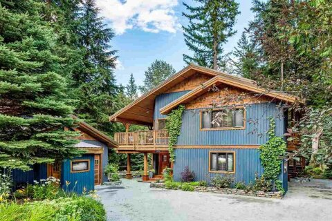 House for sale at 8150 Meadow Ln Whistler British Columbia - MLS: R2487021