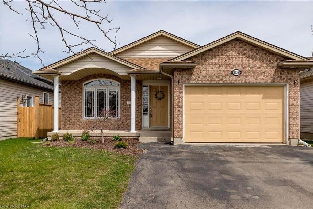 House for sale at 8159 Barrett Cres Niagara Falls Ontario - MLS: 30811657