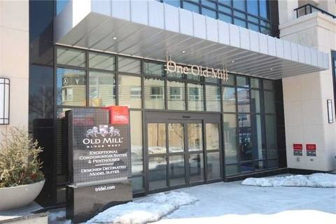 Condo for sale at 1 Old Mill Dr Unit 816 Toronto Ontario - MLS: W4449053