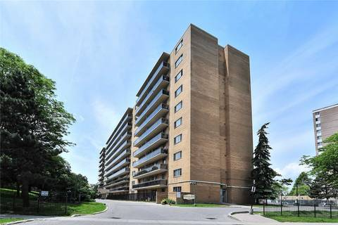 Condo for sale at 100 Dundalk Dr Unit 816 Toronto Ontario - MLS: E4492861