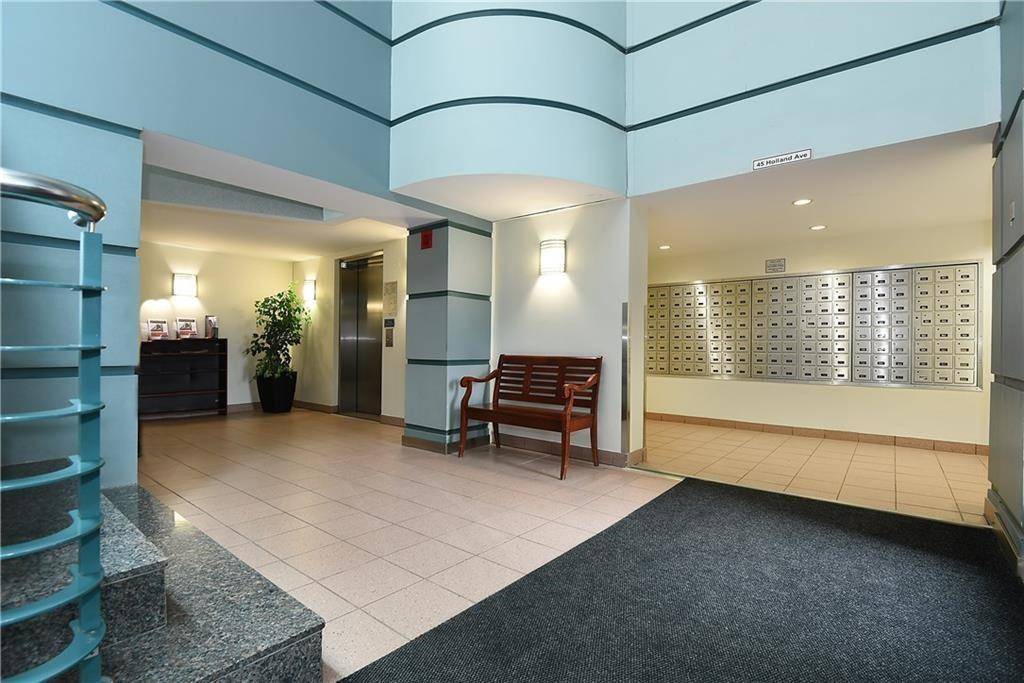 Condo for sale at 45 Holland Ave Unit 816 Ottawa Ontario - MLS: 1164725