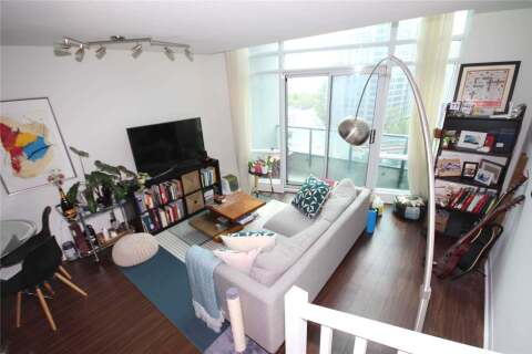 Apartment for rent at 600 Fleet St Unit 816 Toronto Ontario - MLS: C4819645