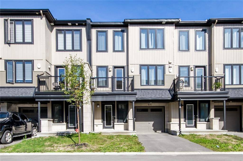Townhouse for sale at 816 Element Pt Ottawa Ontario - MLS: 1169348