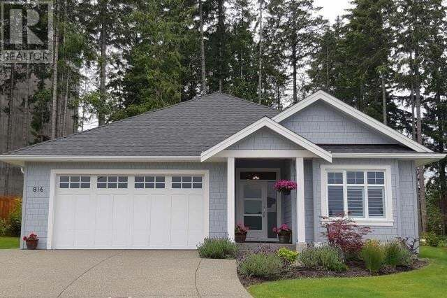 House for sale at 816 Prestwick Pl Courtenay British Columbia - MLS: 469536