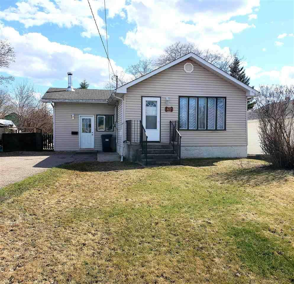House for sale at 817 15 Ave Cold Lake Alberta - MLS: E4181442