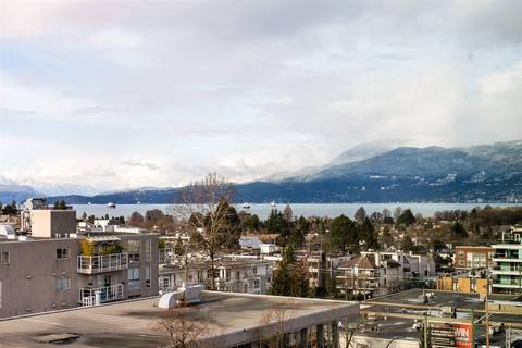 Condo for sale at 1777 7th Ave W Unit 817 Vancouver British Columbia - MLS: R2433966