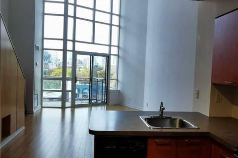 Apartment for rent at 255 Richmond St Unit 817 Toronto Ontario - MLS: C4628303