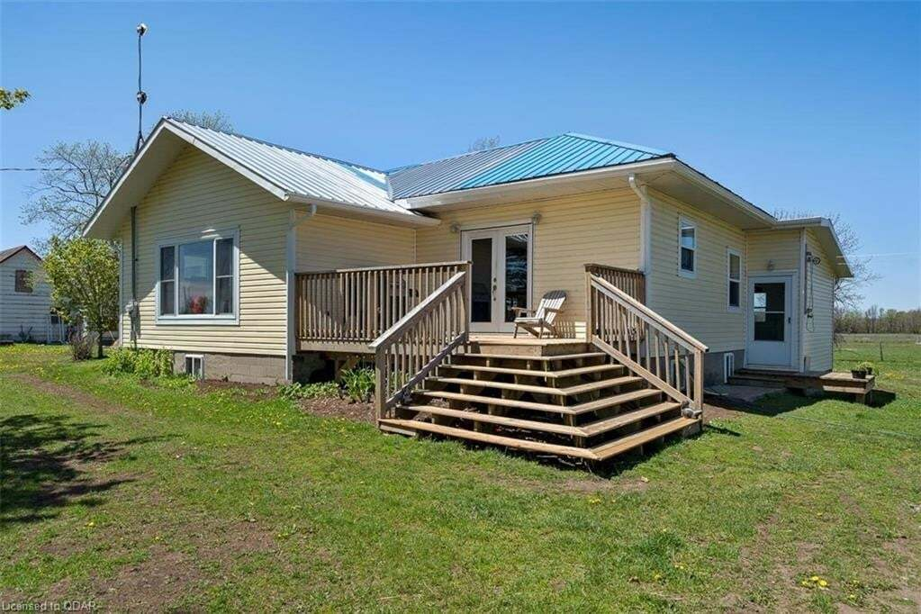 House for sale at 817 Babylon Rd Picton Ontario - MLS: 261646