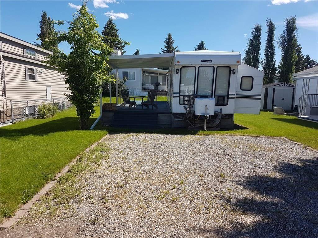 Residential property for sale at 817 Carefree Resort  Gleniffer Lake, Rural Red Deer County Alberta - MLS: C4190536