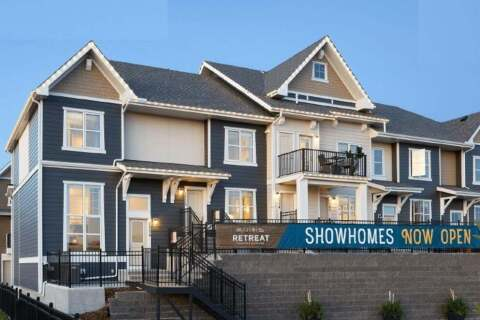 Townhouse for sale at 817 Cranbrook Wk SE Calgary Alberta - MLS: A1034931