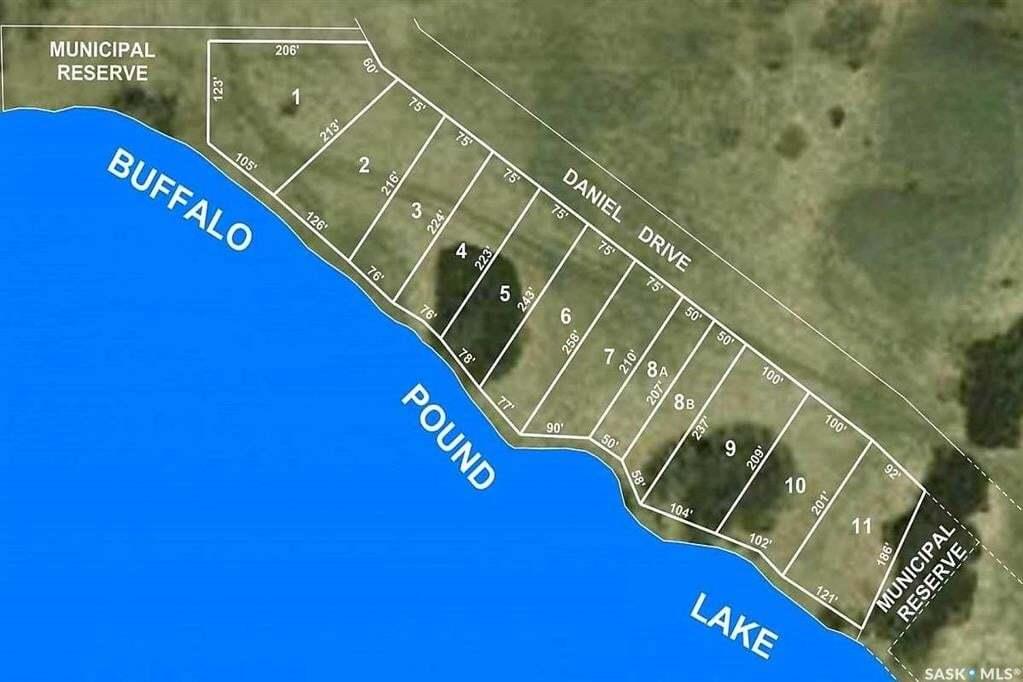 Residential property for sale at 817 Daniel Dr Buffalo Pound Lake Saskatchewan - MLS: SK809037