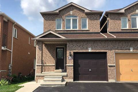 Townhouse for rent at 817 Othello Ct Mississauga Ontario - MLS: W4574160