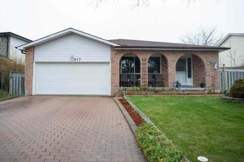 House for sale at 817 Syer Dr Milton Ontario - MLS: W4777303