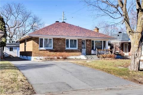 House for sale at 817 Weston Dr Ottawa Ontario - MLS: 1148103