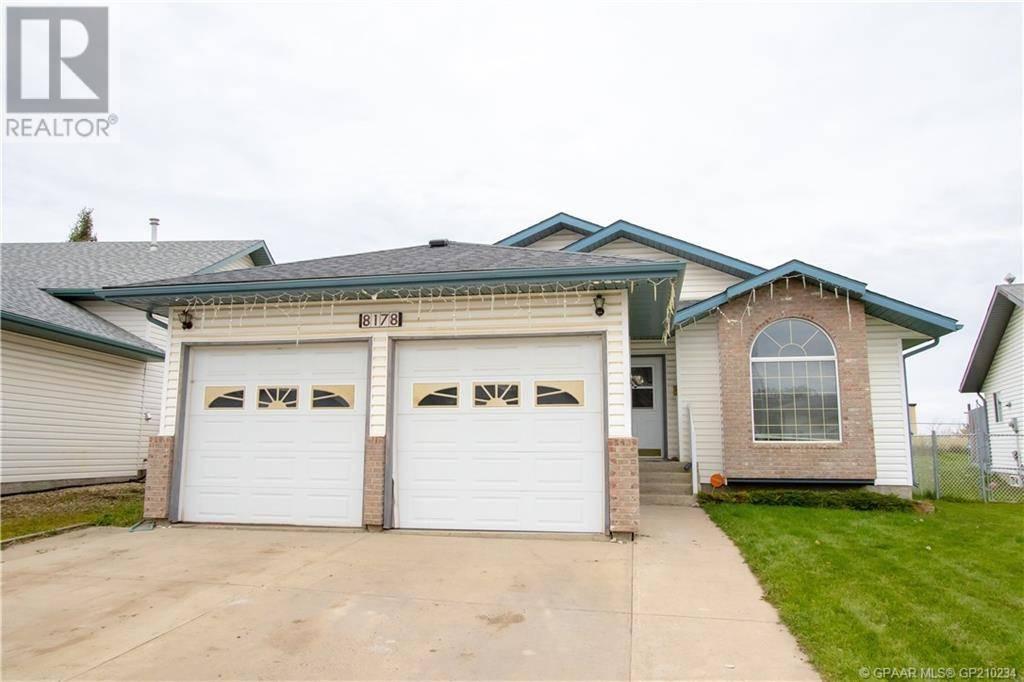 House for sale at 8178 107 St Grande Prairie Alberta - MLS: GP210234