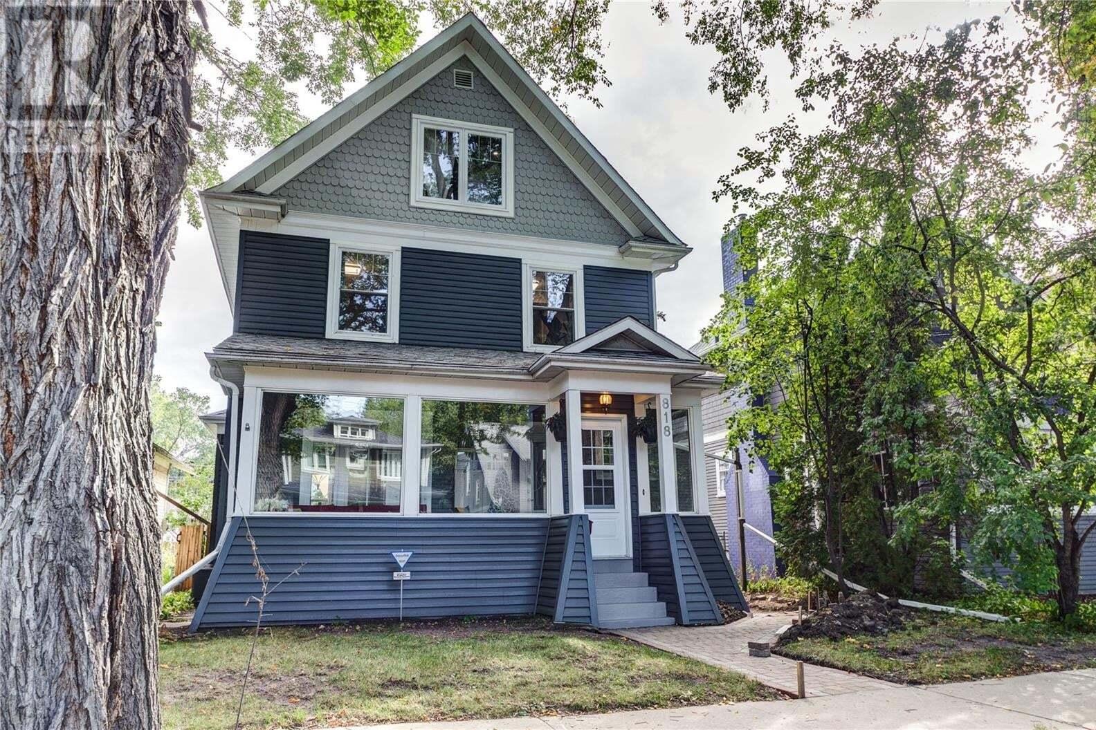 House for sale at 818 13th St E Saskatoon Saskatchewan - MLS: SK826857