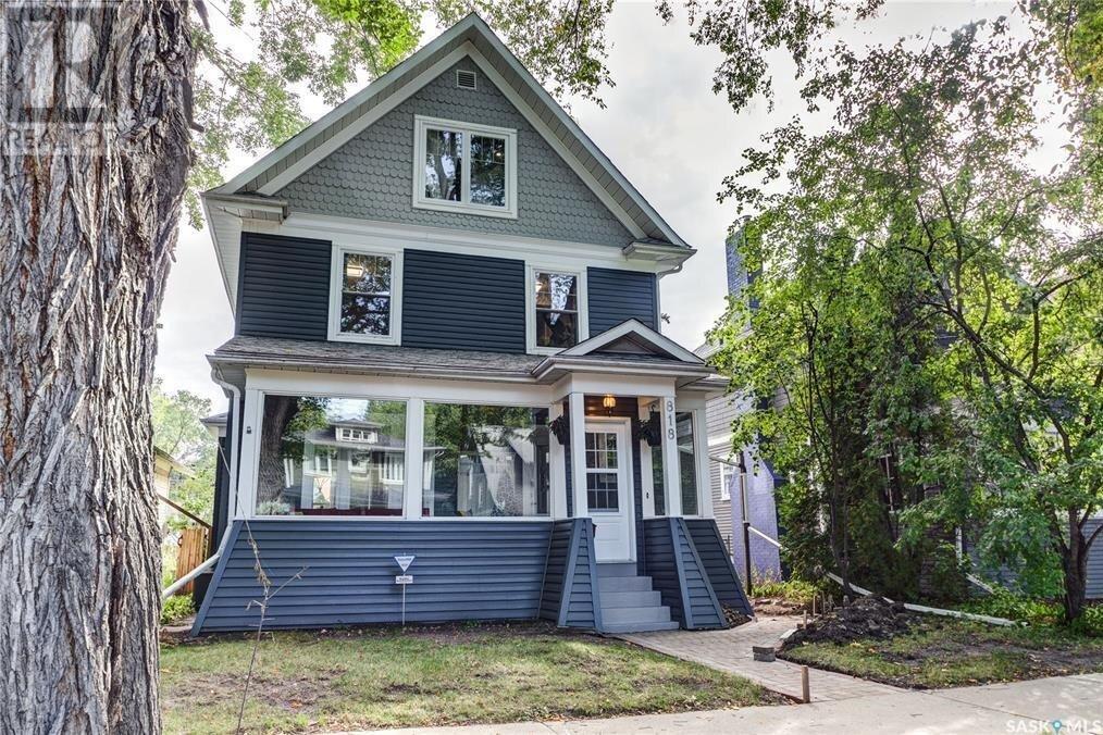 House for sale at 818 13th St E Saskatoon Saskatchewan - MLS: SK831271