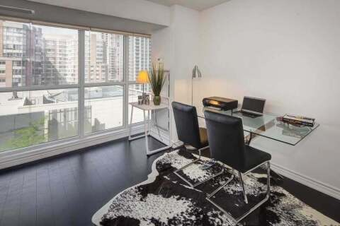 Apartment for rent at 386 Yonge St Unit 818 Toronto Ontario - MLS: C4918771