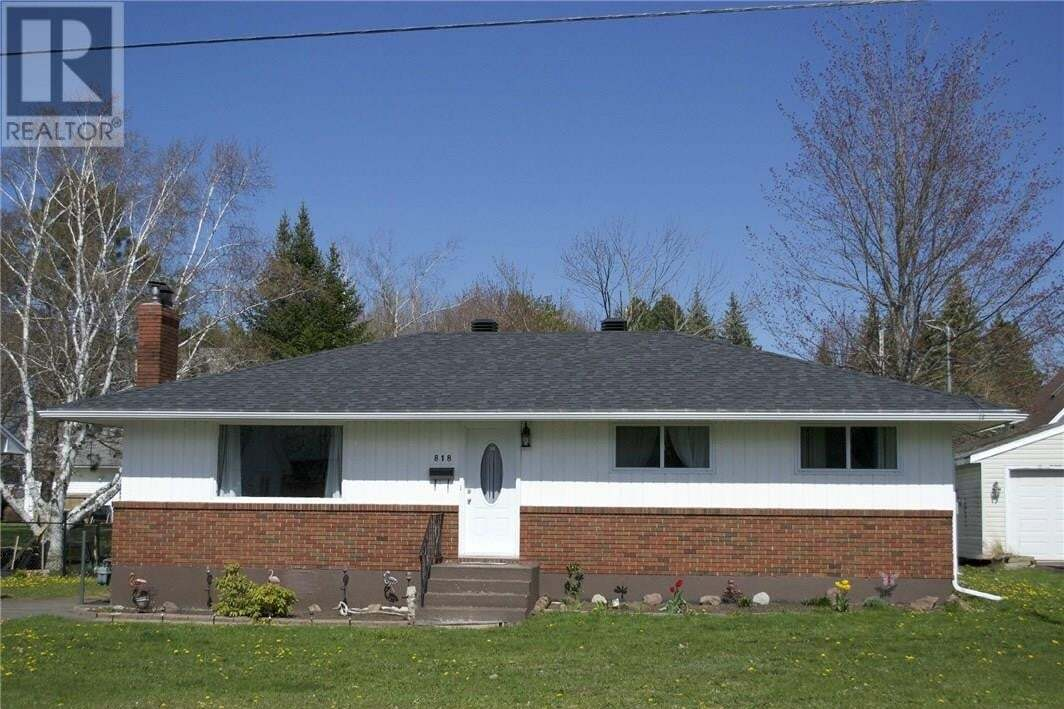 House for sale at 818 Cleveland Ave Riverview New Brunswick - MLS: M128449