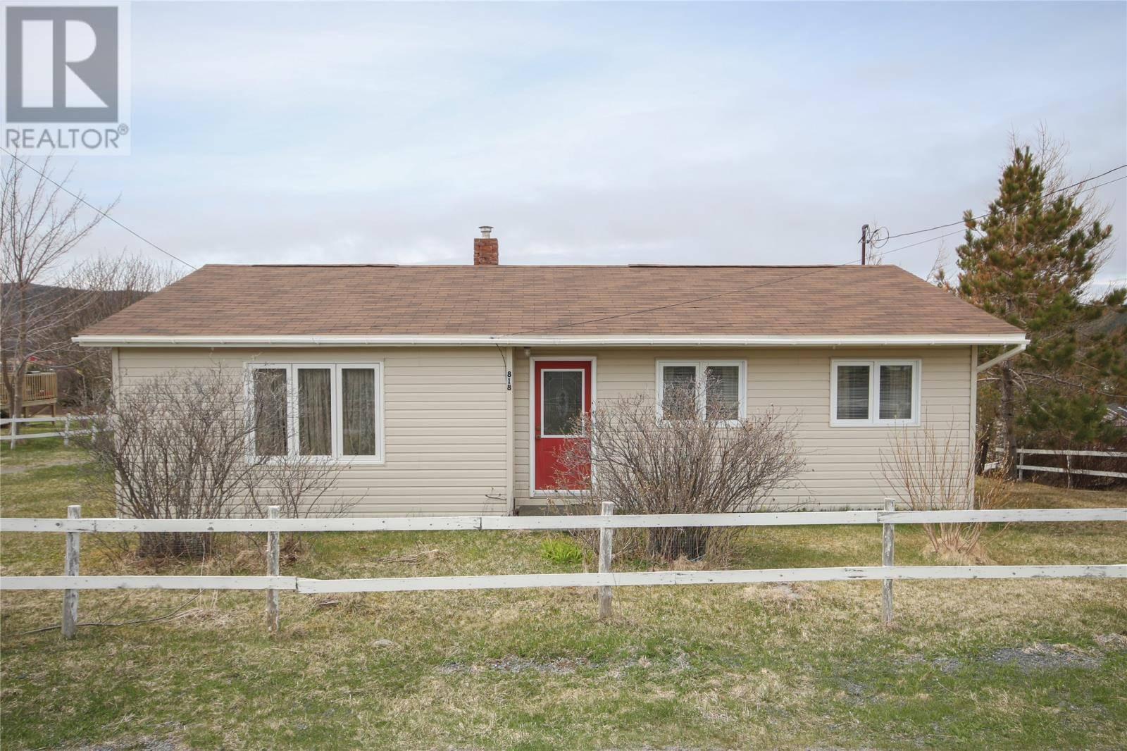 House for sale at 818 Harvey St Riverhead, Harbour Grace Newfoundland - MLS: 1209420