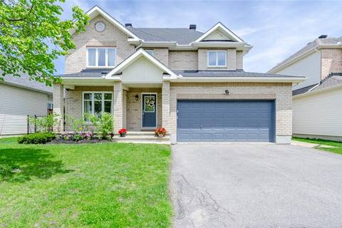 House for sale at 818 Long Point Circ Ottawa Ontario - MLS: 1157858