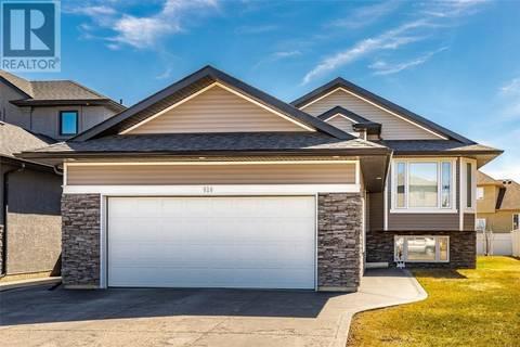 House for sale at 818 Wilkins Ct Saskatoon Saskatchewan - MLS: SK777036