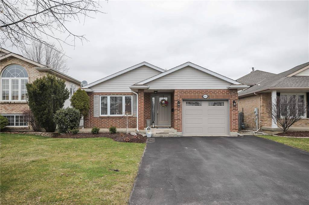House for sale at 8181 Woodsview Cres Niagara Falls Ontario - MLS: 30800245