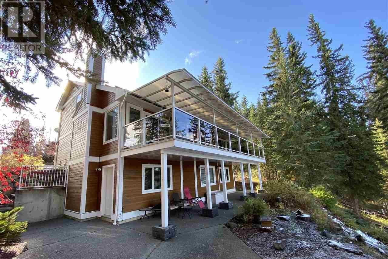 House for sale at 8187 Cottonwood Bay Rd 100 Mile House British Columbia - MLS: R2510676