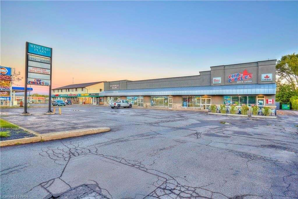 Commercial property for lease at 8189 Lundy's Ln Niagara Falls Ontario - MLS: 30814207