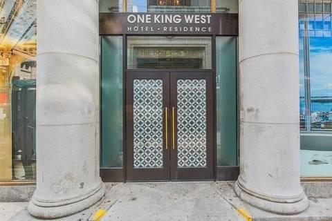 Apartment for rent at 1 King St Unit 819 Toronto Ontario - MLS: C4637895