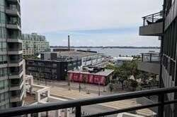 Apartment for rent at 230 Queens Quay  Unit 819 Toronto Ontario - MLS: C4853527