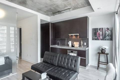 Apartment for rent at 629 King St Unit 819 Toronto Ontario - MLS: C4696617
