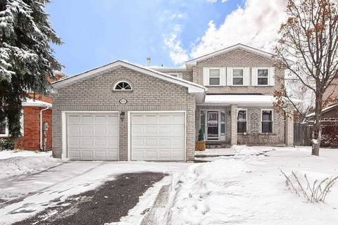 House for sale at 819 Leslie Valley Dr Newmarket Ontario - MLS: N4650044