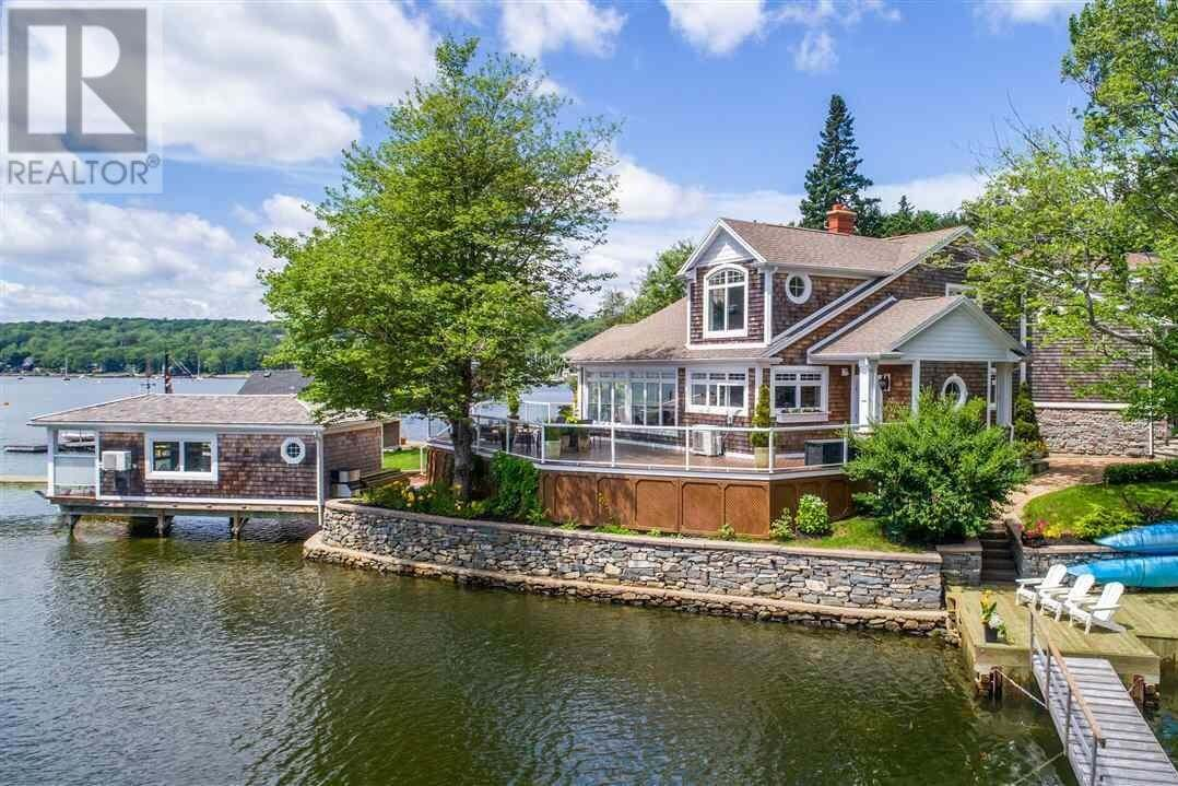 House for sale at 819 Shore Dr Bedford Nova Scotia - MLS: 202003711