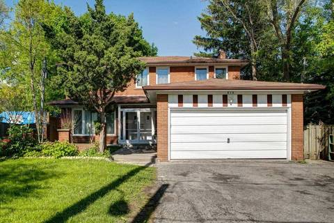 House for sale at 819 Willowdale Ave Toronto Ontario - MLS: C4479851