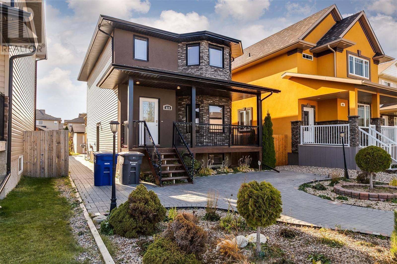 House for sale at 819 Willowgrove Cres Saskatoon Saskatchewan - MLS: SK789085